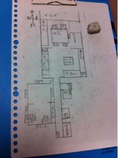 教室見取り図
